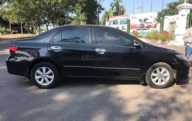 Cần bán xe Toyota Corolla Altis năm sản xuất 2011, màu đen chính chủ, 470 triệu0