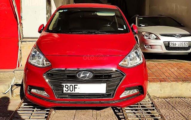 Bán Hyundai Grand i10 đời 2018, màu đỏ số sàn1