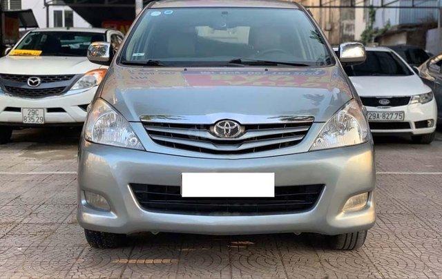 Cần bán Toyota Innova GSR đời 2011, 430 triệu0