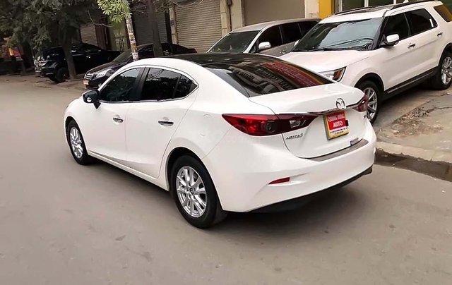 Bán xe Mazda 3 đời 2016, màu trắng, giá tốt1