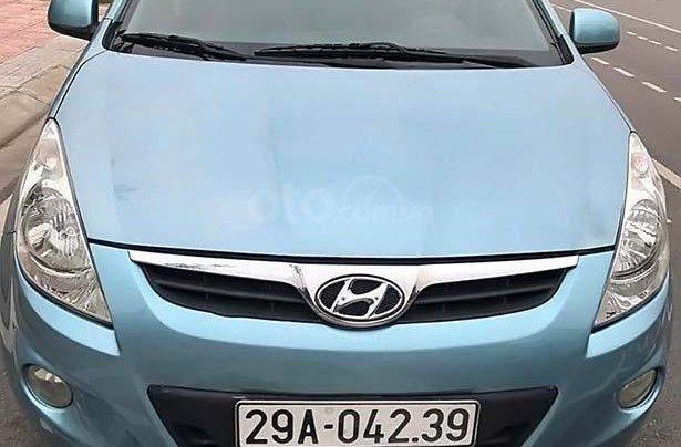 Bán ô tô Hyundai i20 1.4 AT đời 2009, nhập khẩu nguyên chiếc số tự động0