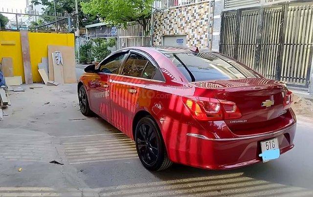 Bán Chevrolet Cruze sản xuất năm 2017, màu đỏ, nhập khẩu nguyên chiếc1