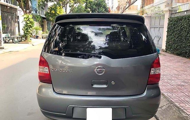 Bán Nissan Livina AT năm sản xuất 2011, màu xám, xe nhập xe gia đình, giá tốt1
