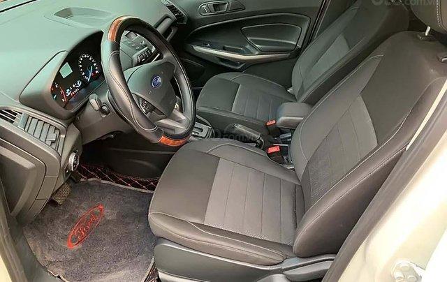 Cần bán lại xe Ford EcoSport Ambiente 1.5 AT 2019, màu trắng số tự động2