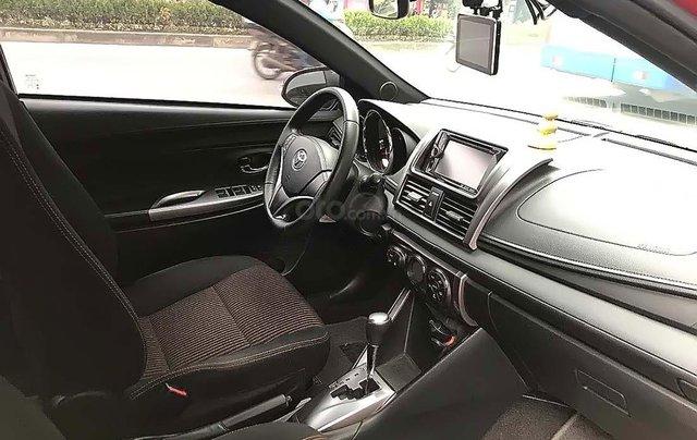 Cần bán Toyota Yaris 1.5 G đời 2017, màu đỏ, xe nhập chính chủ, 595 triệu2
