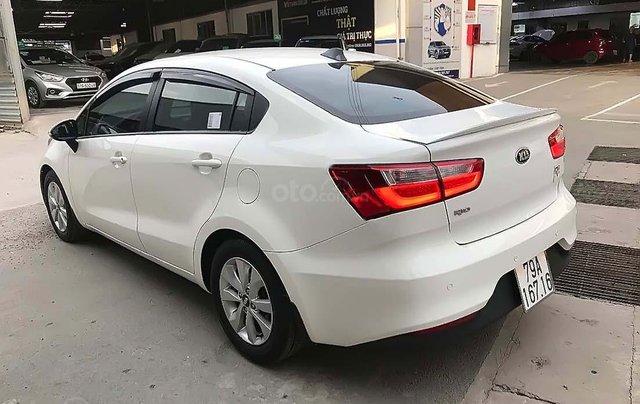 Cần bán lại xe Kia Rio 1.4AT 2016, màu trắng, nhập khẩu số tự động1