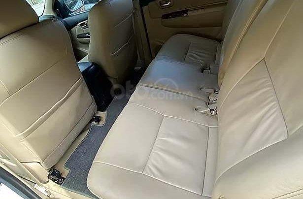 Cần bán xe Toyota Fortuner TRD sản xuất 2015, màu trắng, giá chỉ 765 triệu1