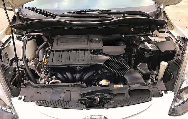 Bán Mazda 2 1.5 AT đời 2014, màu trắng, giá tốt2