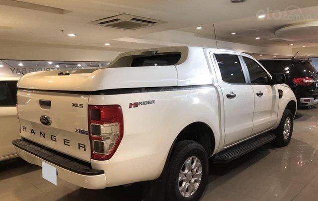 Bán ô tô Ford Ranger XLS AT 2017 trắng, nhập khẩu nguyên chiếc, giá 720tr6