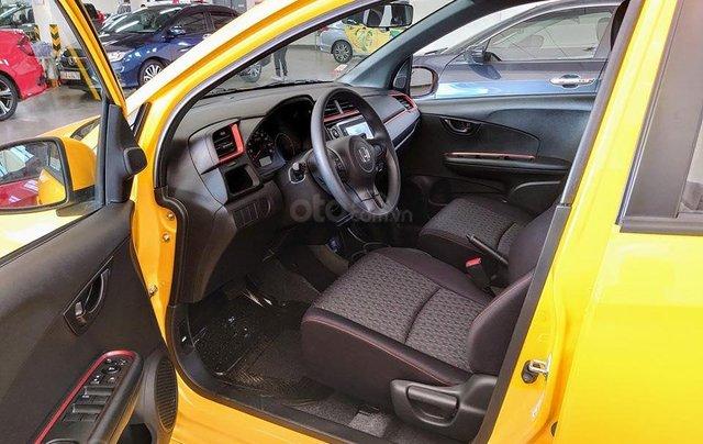 Honda Brio RS Đồng Nai, giá lăn bánh trả trước 140tr, góp 8tr/tháng, giao ngay, đủ màu5