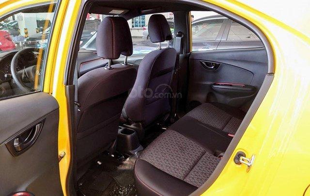 Honda Brio RS Đồng Nai, giá lăn bánh trả trước 140tr, góp 8tr/tháng, giao ngay, đủ màu6