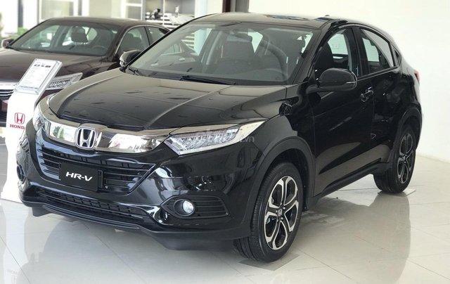 Xả xe cuối năm giá sốc, Honda HRV 1.8G đời 2019, màu đen, xe nhập