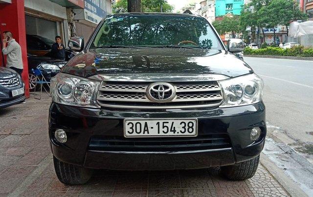 Auto 71-73 Nguyễn Văn Cừ, Hà Nội bán Fortuner 2.7- 2009 - 445 triệu0