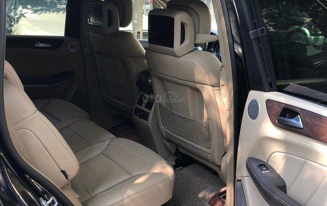 Chính chủ bán Mercedes 500 4Matic 2015, màu đen, nhập khẩu, nội thất kem5
