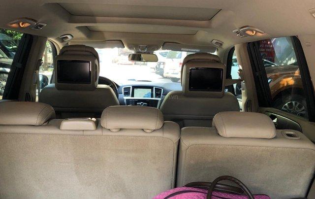 Chính chủ bán Mercedes 500 4Matic 2015, màu đen, nhập khẩu, nội thất kem6