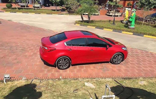 Bán Kia K3 2.0 AT năm sản xuất 2016, màu đỏ, xe gia đình0