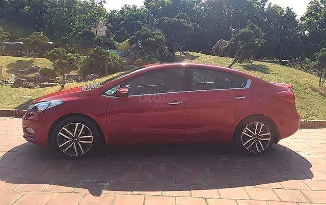 Bán Kia K3 2.0 AT năm sản xuất 2016, màu đỏ, xe gia đình1