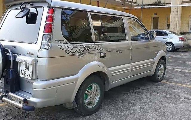 Bán xe cũ Mitsubishi Jolie SS năm 2005, màu bạc, 142tr1