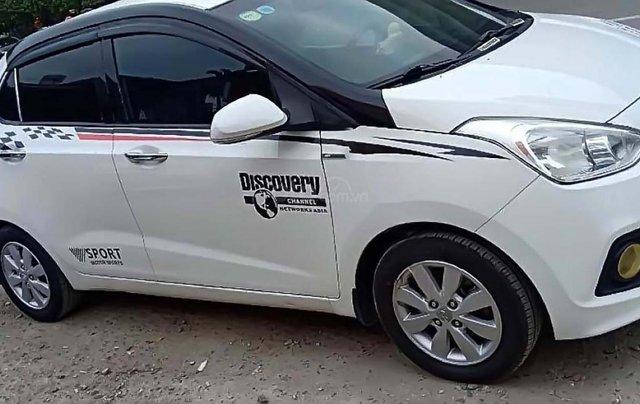 Bán Hyundai Grand i10 sản xuất 2016, màu trắng, nhập khẩu 0