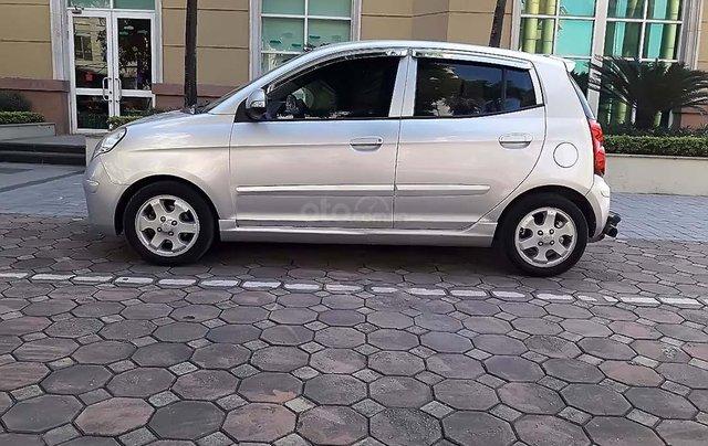 Bán Kia Morning AT năm sản xuất 2009, màu bạc, giá chỉ 198 triệu0