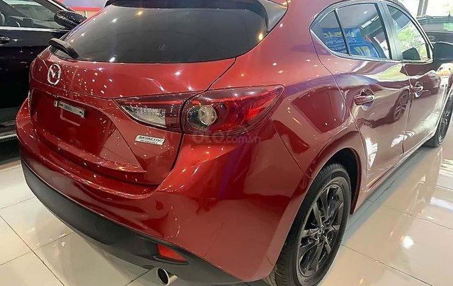 Bán Mazda 3 1.5 AT 2015, màu đỏ, xe cũ1