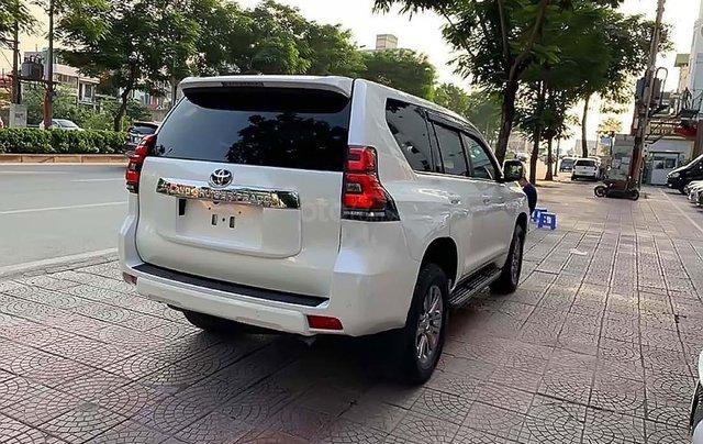 Bán xe Toyota Prado VX 2.7L 2018, màu trắng, nhập khẩu  1