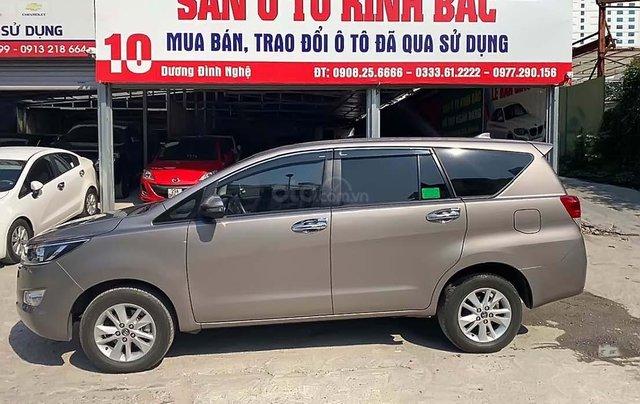 Bán Toyota Innova 2.0E 2018, số sàn, 698 triệu1