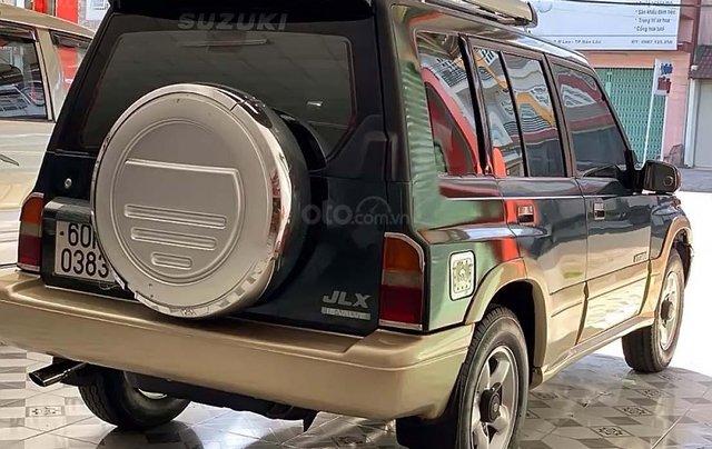 Bán Suzuki Vitara JLX 2005, màu xanh lam, số sàn 1