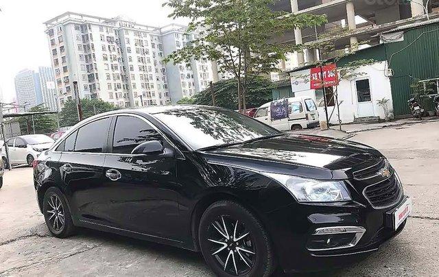Bán ô tô Chevrolet Cruze LT đời 2016, màu đen số sàn, 360 triệu0