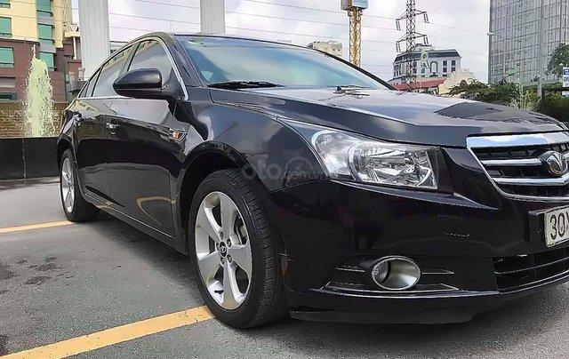 Cần bán xe Daewoo Lacetti CDX 1.6 AT năm 2010, màu đen, nhập khẩu chính chủ, 268tr0