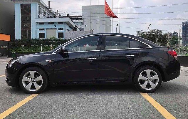 Cần bán xe Daewoo Lacetti CDX 1.6 AT năm 2010, màu đen, nhập khẩu chính chủ, 268tr1