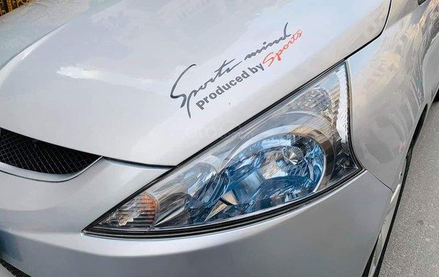 Bán ô tô Mitsubishi Grandis, năm sản xuất 2009, màu bạc6