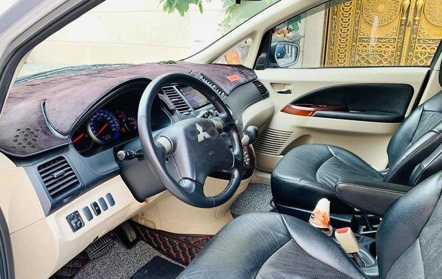Bán ô tô Mitsubishi Grandis, năm sản xuất 2009, màu bạc12