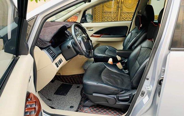 Bán ô tô Mitsubishi Grandis, năm sản xuất 2009, màu bạc17