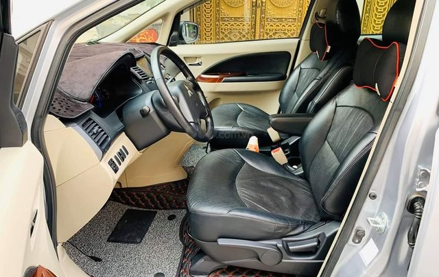 Bán ô tô Mitsubishi Grandis, năm sản xuất 2009, màu bạc19
