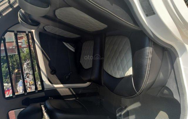 Xe Chevrolet Spark đời 2015, màu trắng8