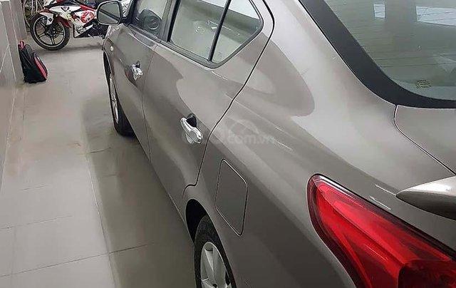 Bán Nissan Sunny đời 2016, màu xám xe gia đình1