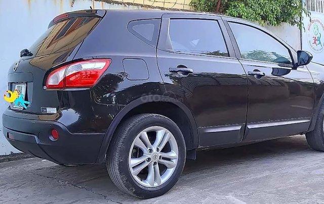 Bán Nissan Qashqai 2.0 sản xuất năm 2011, màu đen, xe nhập  1