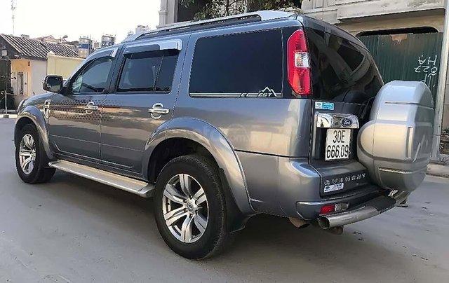 Cần bán xe Ford Everest 2.5MT 4x4 đời 2009, số sàn1