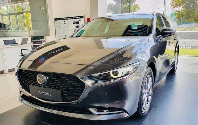 Mazda 3 New 2020 Tp. HCM, trả góp đưa trước từ 250 triệu1