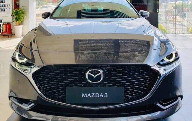Mazda 3 New 2020 Tp. HCM, trả góp đưa trước từ 250 triệu3