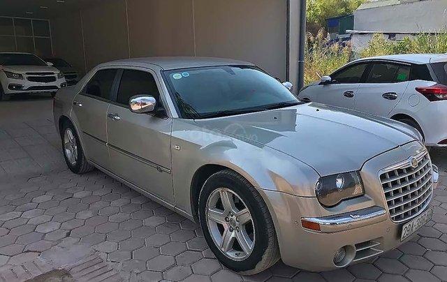 Bán Chrysler 300C 2.7 V6 năm 2008, màu bạc, nhập khẩu  0