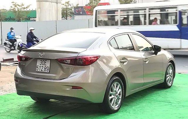 Cần bán lại xe cũ Mazda 3 1.5 AT năm 2017, màu vàng1