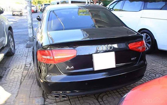 Cần bán Audi A4 1.8 TFSI 2012, màu đen, xe nhập, số tự động1