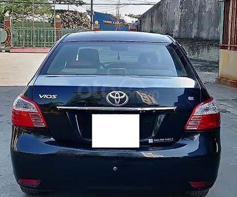 Cần bán lại xe Toyota Vios E sản xuất 2010, màu đen, chính chủ1