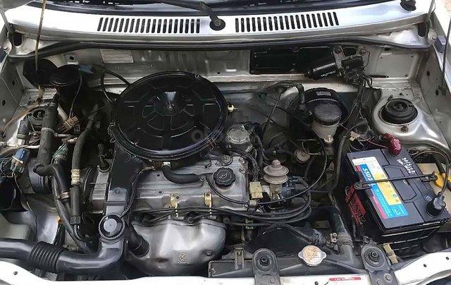 Bán xe cũ Kia Pride CD5 đời 2003, màu bạc2
