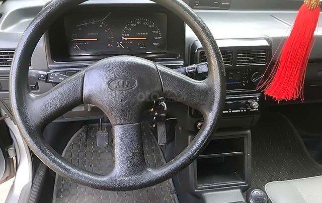 Bán xe cũ Kia Pride CD5 đời 2003, màu bạc4