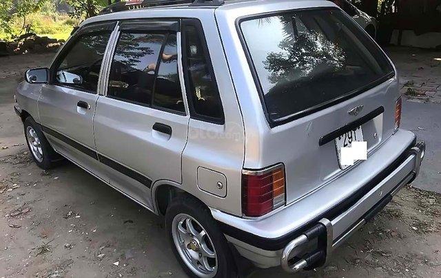 Bán xe cũ Kia Pride CD5 đời 2003, màu bạc1