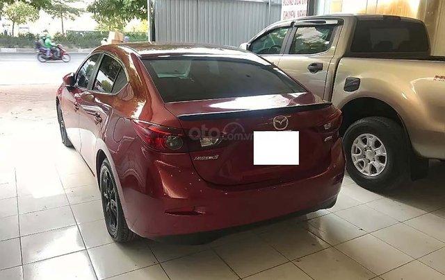 Cần bán xe Mazda 3 1.5 AT đời 2015, màu đỏ số tự động2