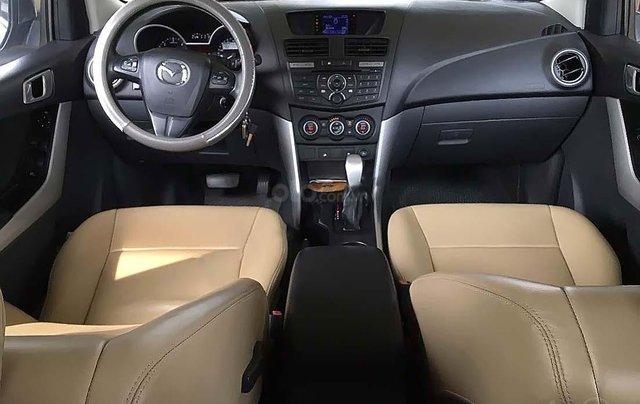 Cần bán gấp Mazda BT 50 sản xuất 2013, màu xám, nhập khẩu số tự động2